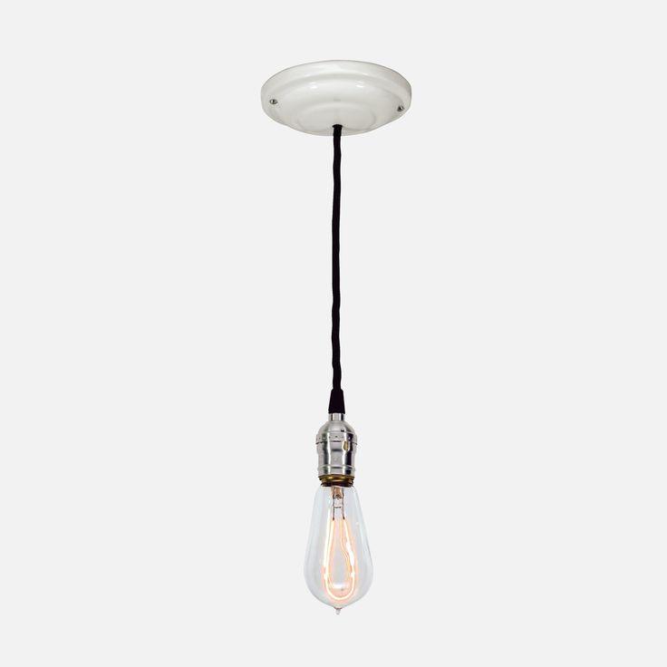 Lewis Pendant Light Fixture | Schoolhouse Electric & Supply Co.