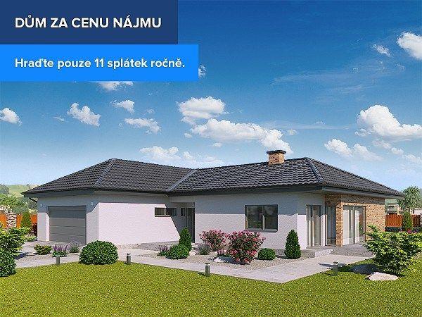 Bydlete ve svém a nechte si postavit dům na klíč
