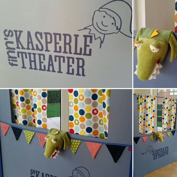 DIY Kasperletheater