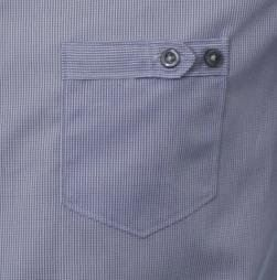 Detailing Research: PAUL SMITH - Tab Collar Detail Shirt