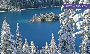 Groupon - Stay at Lake Tahoe Resort Hotel in California. Dates Available into April. in South Lake Tahoe, CA. Groupon deal price: $99