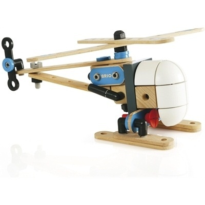 BRIO Builder helikopter