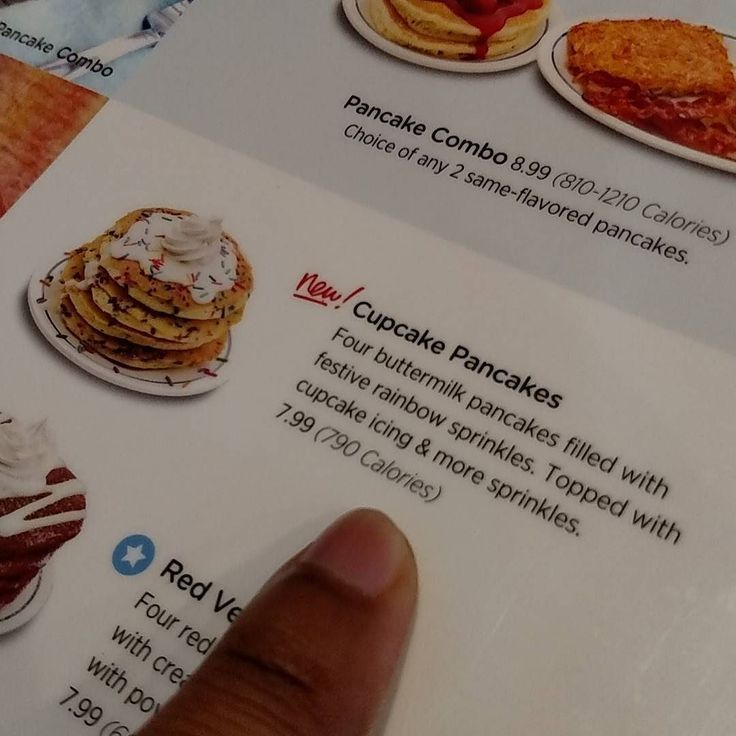 #cupcakepancakes Less than a dollar per calorie! But No. Nope. Nah. #issalotgoingonhere #ihop
