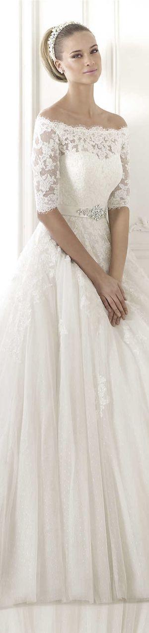LOOKandLOVEwithLOLO: Pronovias 2015 Bridal Collection....Glamour