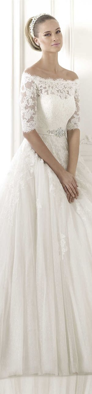 Pronovias 2015 Bridal Collection....Glamour