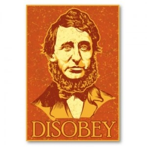 Civil Disobedience topic for essay (excluding Gandhi, MLK, and Thoreau)?