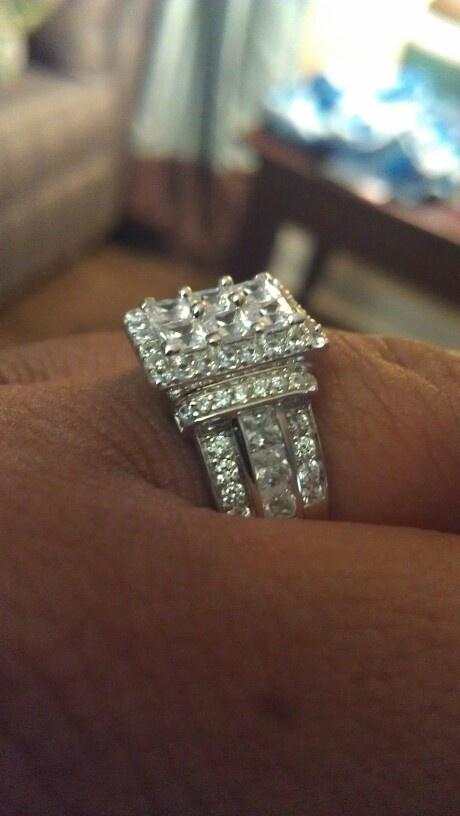 Jtv Bella Luce Ring My Style Pinterest Ring