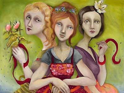 Together They Could Do So Much - Cassandra Christensen Barney - World-Wide-Art.com - $495.00 #CassandraBarney
