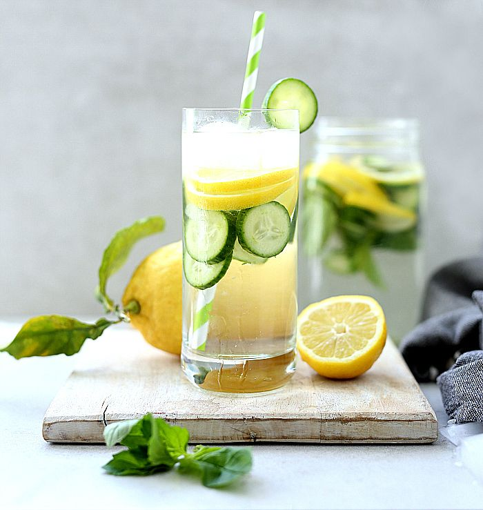 Coconut Water Refresher
