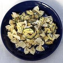 Syrrans squash med pasta - Lägg till ett ägg om du vill, så blir det typ som carbonara
