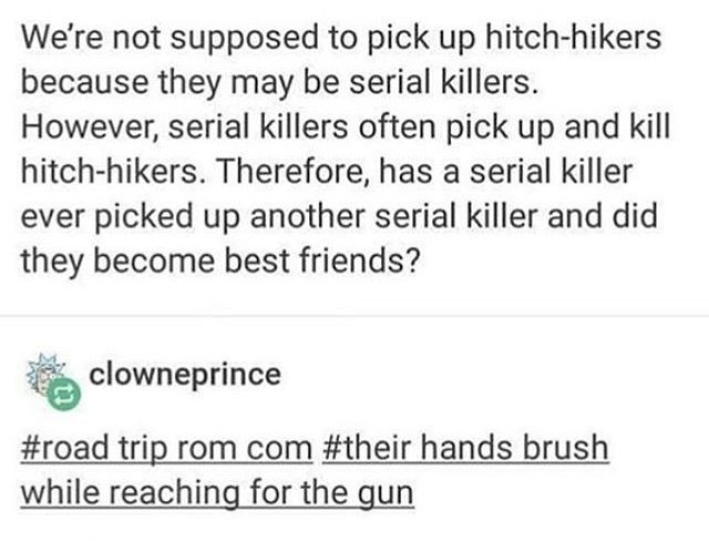 and they both reached for the gun the gun