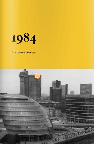 "Джордж Оруэлл #1984 - George Orwell ""1984"" читать и скачать free download in english"