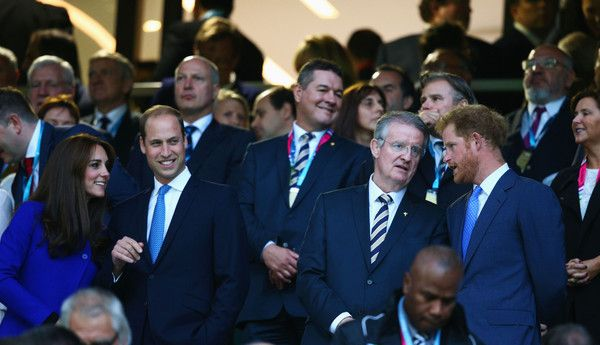 Kate Middleton Photos - England v Fiji - Group A: IRB Rugby World Cup 2015 - Zimbio