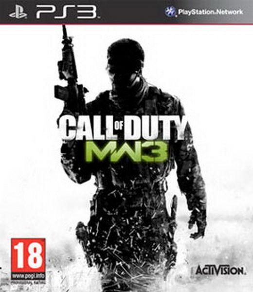 Call of Duty Modern Warfare 3 - PS3 - Usato [5030917096815] - 14.99€ : Jolly Roger Bay Videogames, Acquista Online Giochi nuovi e usati, Console, Accessori, Retrogame, Guide Strategiche, Gadget, Action Figures