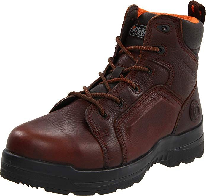 Rockport Work Men S Rk6640 Work Boot Review Boots Shoe Boots
