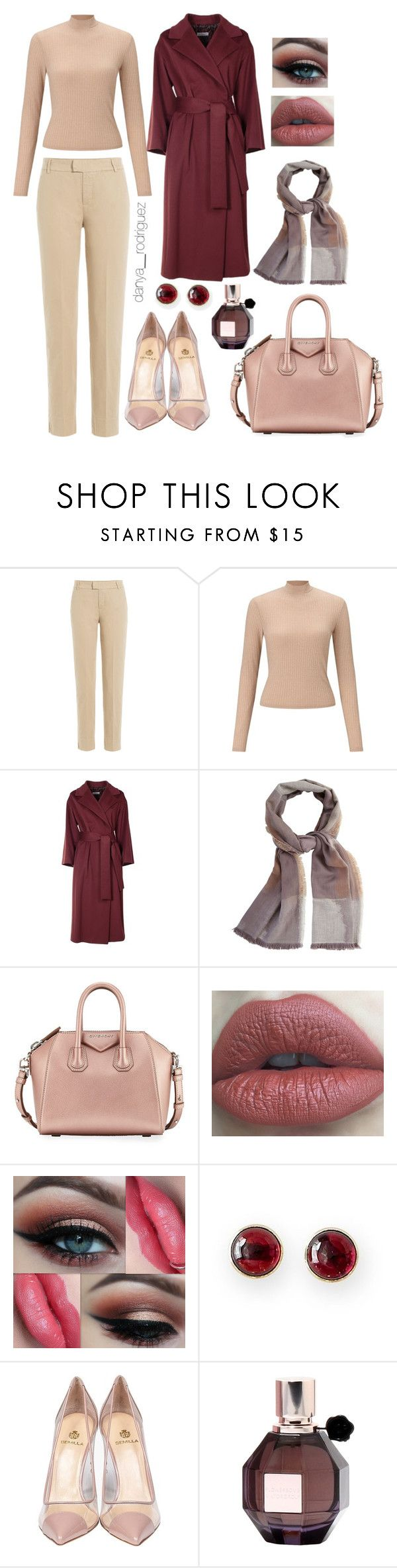 """""""Sin título #111"""" by sousou2578 on Polyvore featuring moda, 7 For All Mankind, Miss Selfridge, Alberto Biani, BCBGMAXAZRIA, Givenchy, Mark & Graham, Semilla y Viktor & Rolf"""