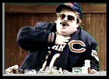 Chris Farley Bears, Polish sausage, Bears