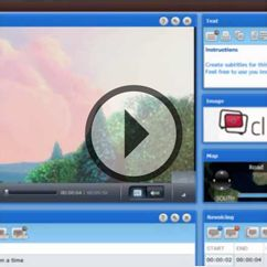 Foreign language learning through interactive revoicing & captioning of video clips