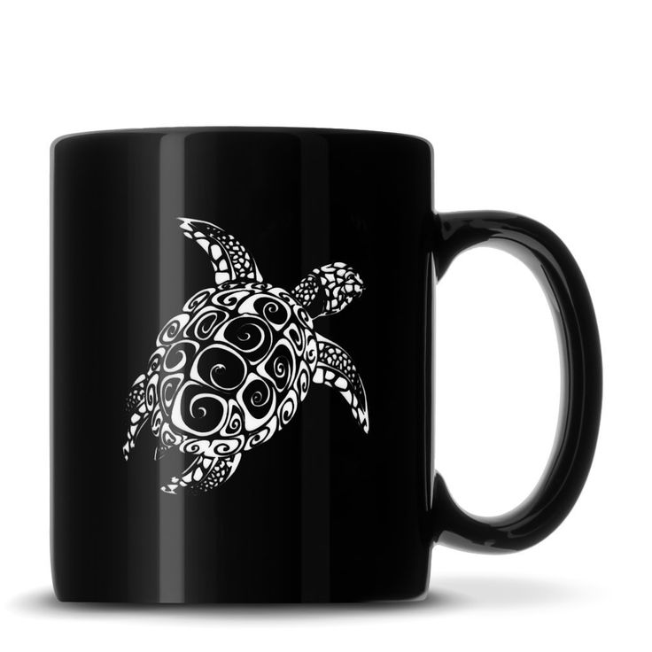 Exciting new product available now: Black Coffee Mug ... We look forward to your order! http://integritybottles.com/products/black-coffee-mug-with-tribal-sea-turtle-deep-etched?utm_campaign=social_autopilot&utm_source=pin&utm_medium=pin  #integritybottles