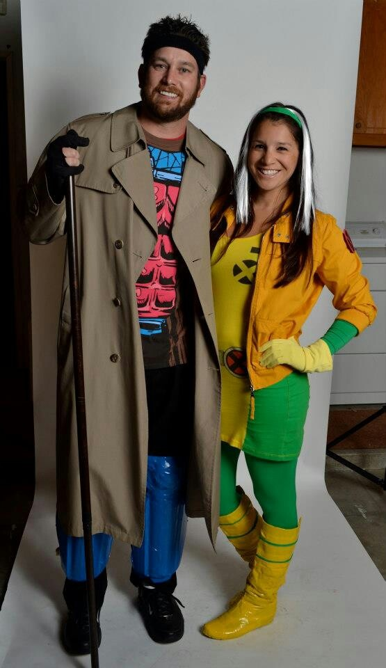 18 best gambit rogue images on pinterest rogues comic con and we made an awesome gambit rogue solutioingenieria Gallery