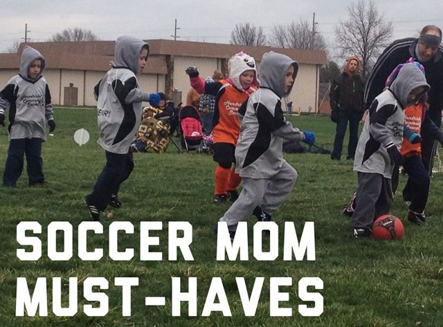 Because i know ill be one in the near future...  Must-Haves for Soccer Moms