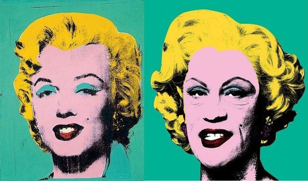 Andy Warhol: Green Marilyn