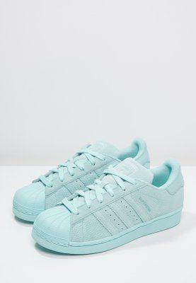 adidas Originals SUPERSTAR RT - Sneaker low - clear aqua  - Zalando.de