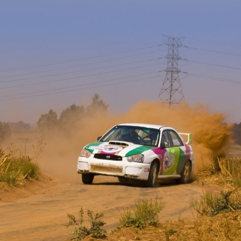 Gauteng Rally Driving - Here's an awesome way to get those Boots Dirty - Take your place in the hotseat, or if you feel adventurous take the wheel yourself, of a rally car. Feel the adrenaline pump as the roar of your engine fills the air and live your dream as a racing car driver as you kick up some dust on your Rally Driving Adventure.