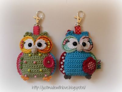 Just made with love by Antoinette: Owls Owls