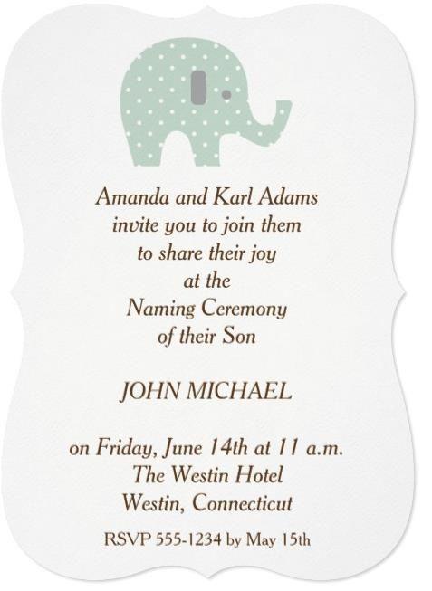 15 print ready naming ceremony invitation template psd ai