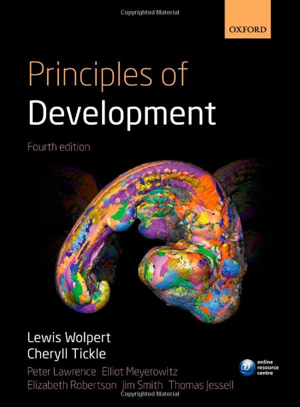 Principles of Development by Lewis Wolpert, Cheryll Tickle