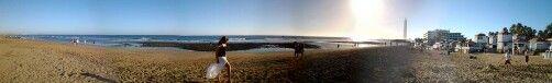 Playa de Maspalomas. Gran Canaria.