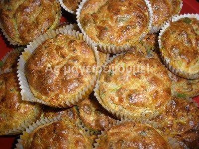 Κολοκυθο-Maffins
