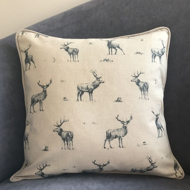 Stag Cushion £18.00