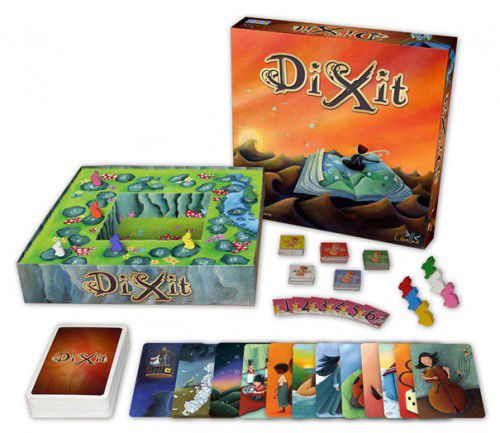 Dixit - fun tabletop game