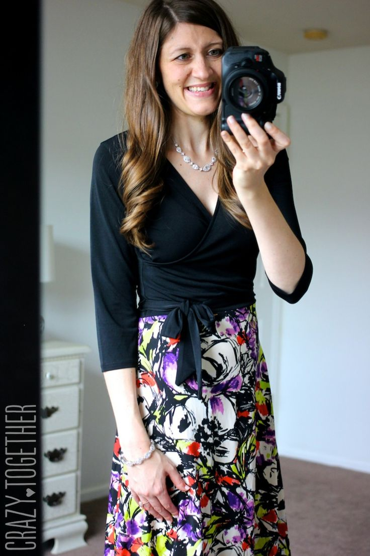 black Amandine Faux Wrap Dress by Leota - Stitch Fix Wouldn't mind trying this dress!