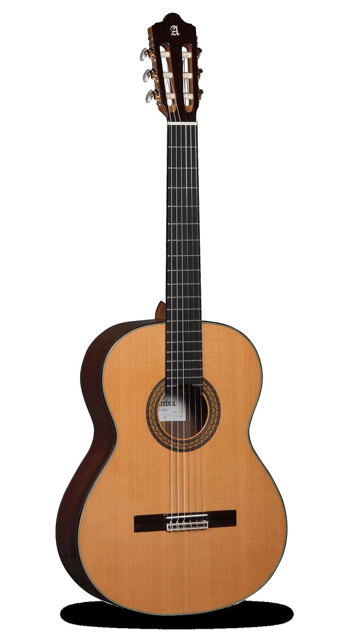 Guitarras Alhambra. Classical. 6 P S Series