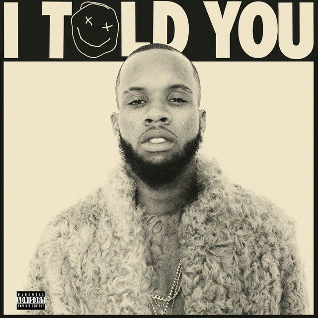 """LUV"" by Tory Lanez added to Today's Top Hits playlist on Spotify From Album: I Told You"