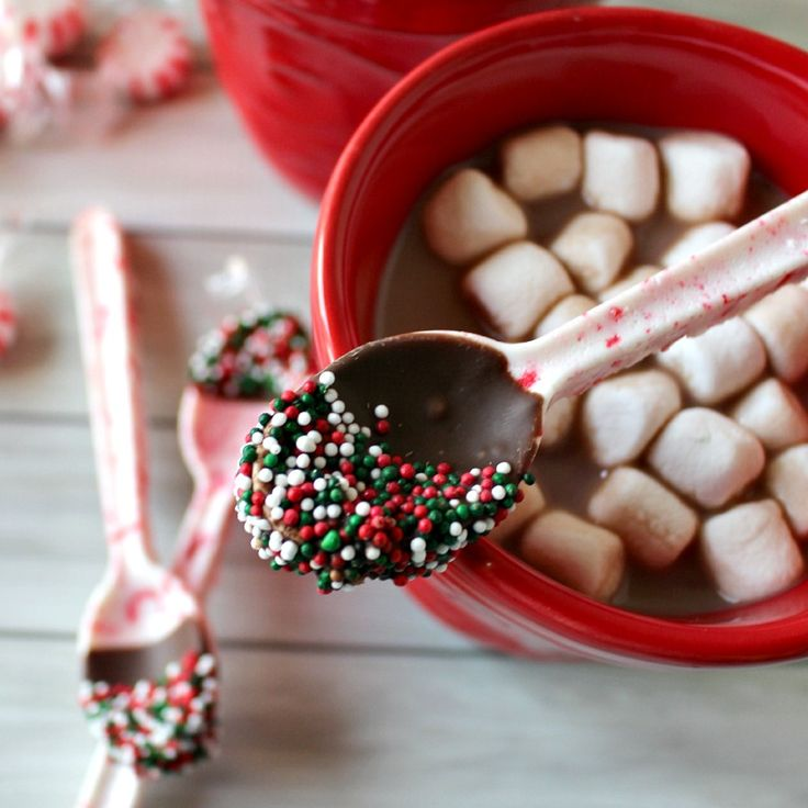 boots shoes online malaysia DIY Peppermint Candy Spoons