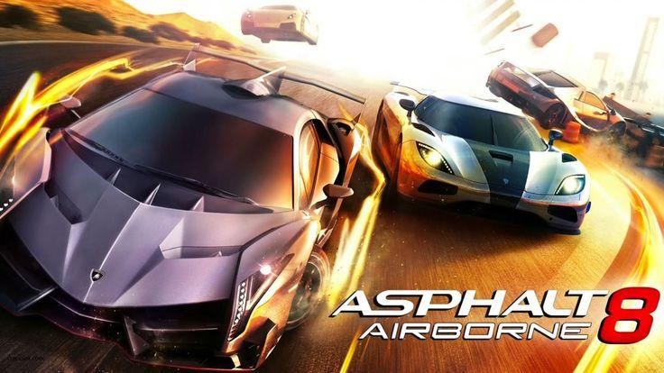 Asphalt 8 Airborne Apk MOD v2.6.1a Here Free Download