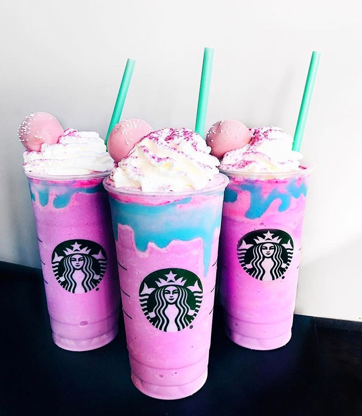 """26.3k Likes, 1,088 Comments - Tram [California] (@lovetram) on Instagram: """"NEW @Starbucks Unicorn Frappuccino!  Starbucks gave us inside access to this magical drink and its…"""""""
