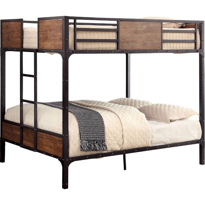 You'll love the Wrangle Hill Youth Full Bunk Bed at Wayfair - Great Deals on all Baby & Kids  products with Free Shipping on most stuff, even the big stuff.