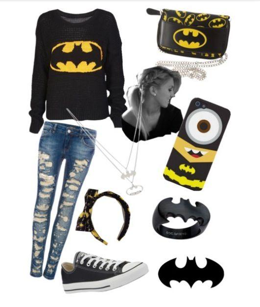 Liam girl... CrAzY for BATMAN!