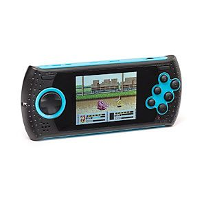 Genesis Arcade Ultimate Portable Console With Built In Games