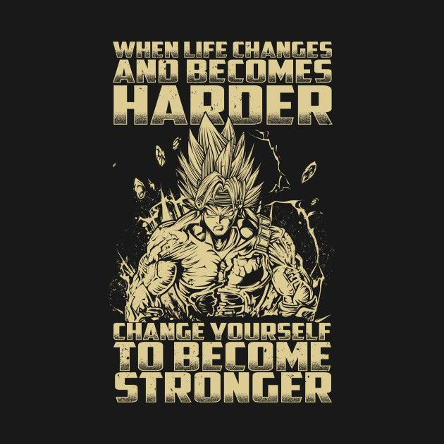 Check out this awesome 'Super+Saiyan+Bardock+Become+Stronger+Shirt+-+TP00476' design on @TeePublic!
