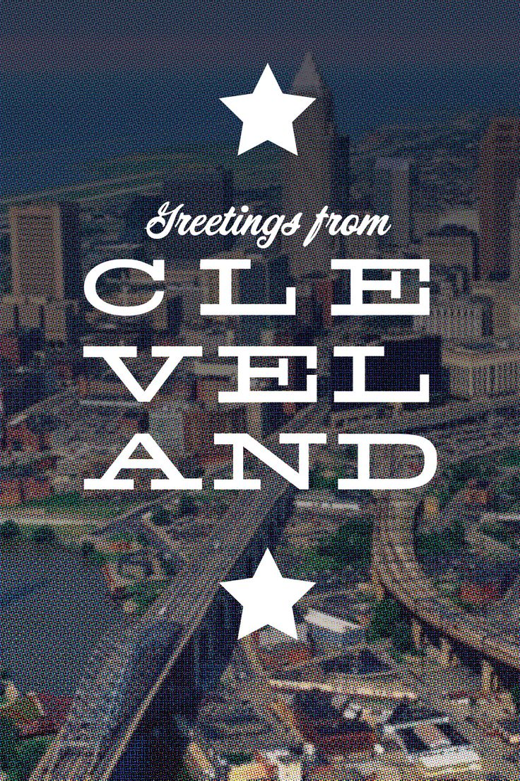 380 best cleveland oh images on pinterest architecture aunts design your own cleveland post card for extra credit http magicingreecefo Images