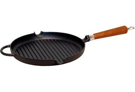 49,95 € Ronneby Maestro valurauta grillipannu 28 CM - Prisma verkkokauppa
