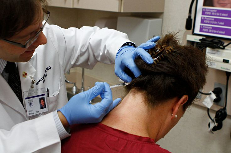 Botox Shots Approved for Migraine