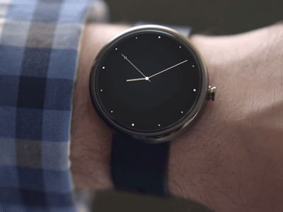Smart home by moto360 on Behance