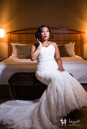 Unique Lazzat Photography Hotel Bellevue Wedding Photography Fuchsia Elegance Bride in a Bridal Suite